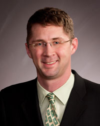 Dr. David Abbott provides ear, nose and throat services at Yankton Medical Clinic, P.C.