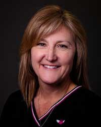 Registered Nurse, Rhonda Lammers.